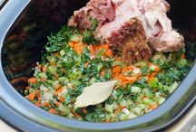 Crock pot meals!