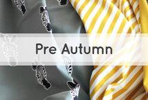 NOSH Fabrics - Pre-Autumn 14