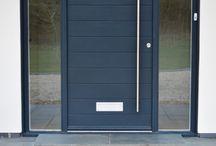 New homey doorway