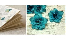Turquoise and Gold Party Inspiration