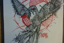 MySketches (AsebOner) / Art works from AsebOner.