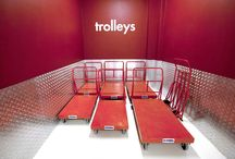Did you know? / Did you know: You can make use of our trolleys in store to easily move your bulky items?