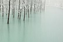 Enchanting places / Someplace cold and faraway