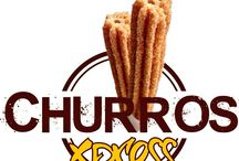 CHURROS XPRESS / 1st time ever in  NCR, a take Away Spanish donuts outlet. CHURROS XPRESS