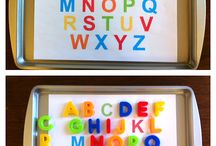 letter/name/number recognition