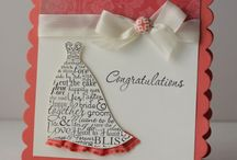 Wedding, Anniversary Cards / by Connie Finley