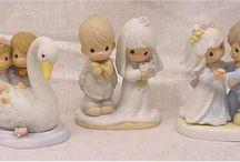 Precious Moments Figurines / by Cheryl Hankins Workman