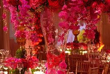Hot Pink Wedding / Hot Pink Wedding