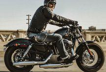 Harley Davidson !