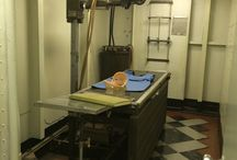 Medical Ward / Medical Ward on the USS Hornet Museum's second deck. Open to the public every day.