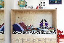 Gael room ideas / Deco y mobiliario para la habitación de mi enano