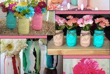 Mason Jar / Everything about Mason jar crafts.