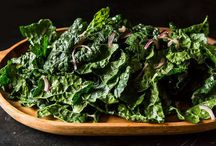 Leafy greens / Salads of all kinds. / by Courtney Givens