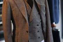Men suits / Custom made men suits/tux from any picture.