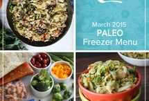 Paleo March 2015 Menu / Bubbly cauliflower casserole, saucy cabbage laden chow mein and a bacon studded one pot Irish dinner offer a just little taste of our Paleo March 2015 Menu which pairs deceptively healthy indulgences with some hidden gems of seasonal produce. / by Once A Month Meals