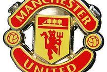 Manchester United Badges / Official Manchester United Badges