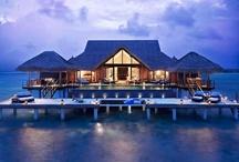 Bora-bora, Maldives