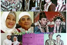 My lovely family / 19/2: ^Happy 27 Anniversary Mom & Dad^