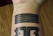 BIG BANG Tatto