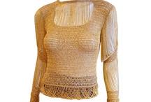 Loris Azzaro crochet