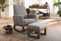 Accent Chairs / Whether your are redoing your entire living room, or just want to freshen up your look, accent chairs are a great way to try out a new style without committing a ton of money. Mix and match, or play it straight - these are our favorite accent chairs for making a statement.
