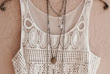 crochet shirt top