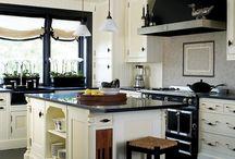 Kitchen / by Shannon Haddock
