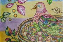 Alice Chadwick BIRDS & BUTTERFLIES