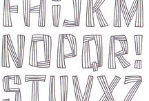 Typo / Tipografías con mucho encanto