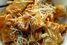 Pasta, Quinoa, Rissotto and such