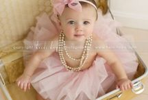 6 month baby poses / by Mindy Christopher