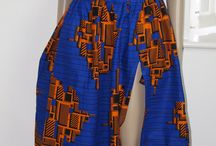 African print outfits