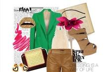 Styling ideas - Rachana Reddy accessories