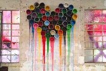 materiaal & kleurgebruik / voor onze bouw&interieur opdracht , dit is mijn thema