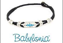 Handmade silver jewelry @ www.mysymbol.ro / Babylonia made in Greece