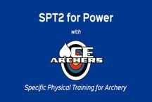 exercícios archery