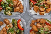 Food- Make ahead lunches