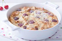 recipes / sanella spiegelei cake
