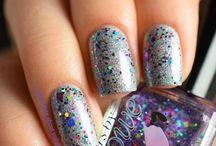 Beauty in Nature - Colors by llarowe / Nail polish