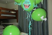 Waylon's 4th Birthday