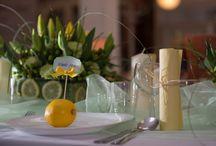 wedding -winietki ślubne / Our proposotions for wedding decorations - vignettes!  Nasze pomysły na winietki!