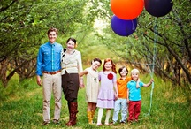 F A M I L Y - P H O T O - I D E A S / Ideas for family and child photography, portraits, non traditional, / by Jill Brandenburg