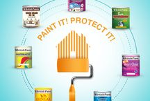 British Paints / Make British Paints a part of your life. Explore the entire range of Products available with British Paints