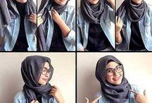 hijaab style