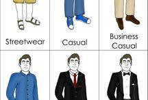 Styles / Стили одежды