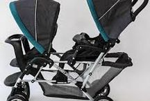 Convert Single to Double Strollers to Triple Strollers