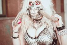 Amazing Makeup, Cosplay & Costumes / Fans who use their bodies as a canvas for some kick-ass cosplay!