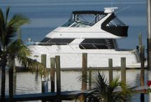 Southwest Florida Vacations / Bringing the yacht from Florida's east coast near St. Augustine to Southwest Florida's Gulf Coast to Manasota Key & Englewood.