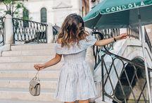 vestidos verano rayas