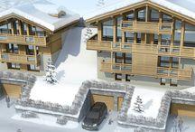 New Development - Programme Immobilier Les Gets
